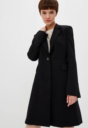 Пальто Pinko. Цвет: черный