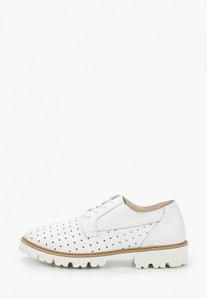 Ботинки Matt Nawill. Цвет: белый