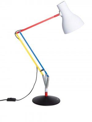 Настольная лампа Paul Smith Anglepoise. Цвет: белый