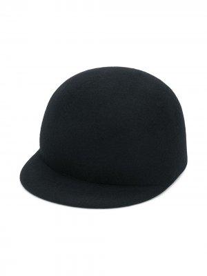 Однотонная кепка Douuod Kids. Цвет: черный