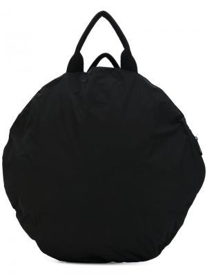 Рюкзак круглой Moselle Côte&Ciel. Цвет: черный