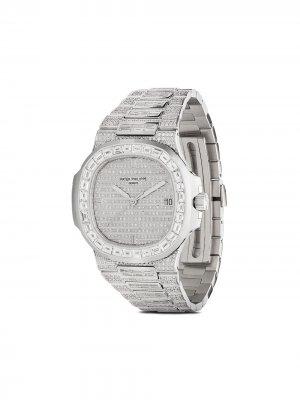 Наручные часы 5711 33 мм Patek Philippe. Цвет: металлик
