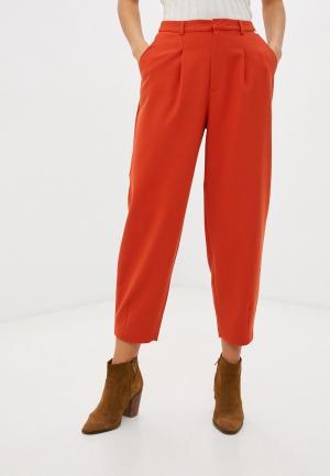 Брюки Rich&Royal. Цвет: оранжевый