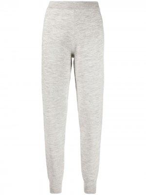 Зауженные брюки Jil Sander. Цвет: серый