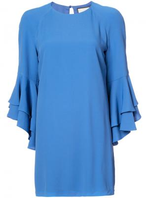 Платье Melany Alexis. Цвет: синий