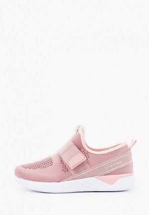 Кроссовки Antilopa. Цвет: розовый