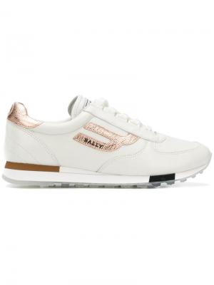 Galaxy sneakers Bally. Цвет: белый