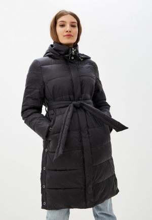 Куртка утепленная Oakwood. Цвет: черный