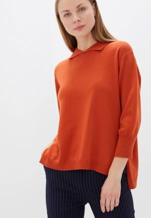 Джемпер UNQ. Цвет: оранжевый