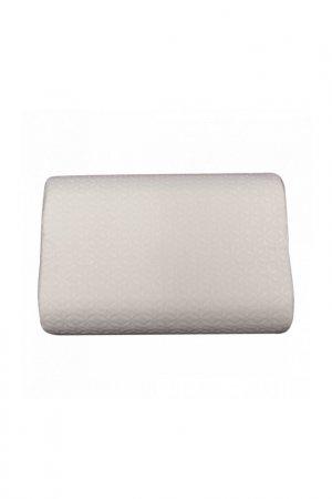 Ортопедическая подушка EcoSapiens. Цвет: белый