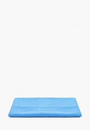 Полотенце MadWave. Цвет: голубой