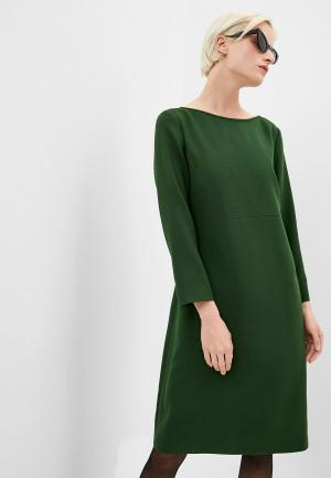 Платье Windsor. Цвет: зеленый