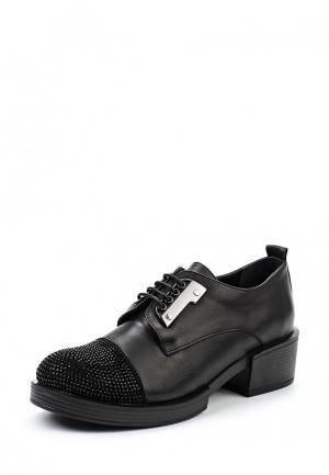Ботинки Benta. Цвет: черный