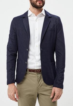 Пиджак Giorgio Di Mare. Цвет: синий