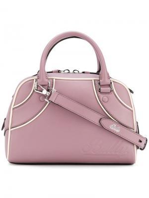 Мини-сумка-тоут Sporty Bally. Цвет: розовый