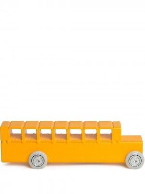 Декоративная фигурка Archetoys в виде автобуса magis. Цвет: желтый