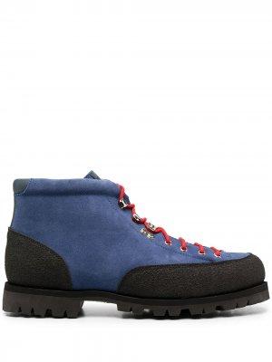 Ботинки хайкеры Yosemite Paraboot. Цвет: синий