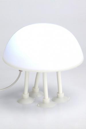 Ночник Медуза BRADEX. Цвет: белый