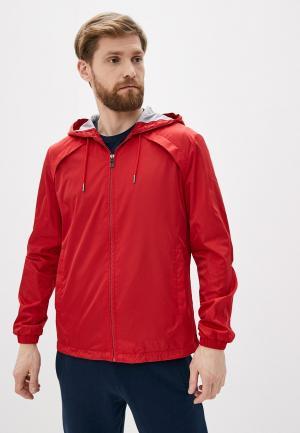 Куртка Trussardi Jeans. Цвет: красный