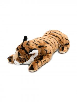 Мягкая игрушка тигр Cesar 55 см La Pelucherie. Цвет: коричневый