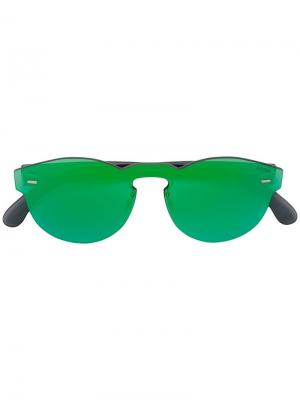 Tuttolente Paloma sunglasses Retrosuperfuture. Цвет: зеленый