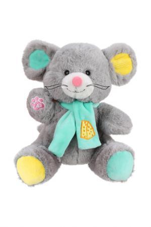Мышонок Пинки FLUFFY FAMILY. Цвет: серый