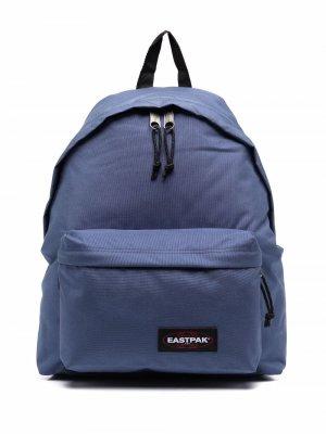 Рюкзак с нашивкой-логотипом Eastpak. Цвет: синий