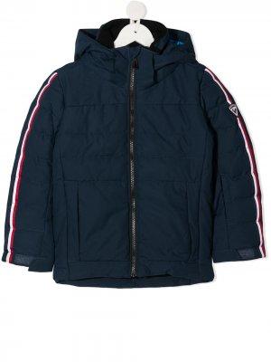 Лыжная куртка Hiver Rossignol Kids. Цвет: синий