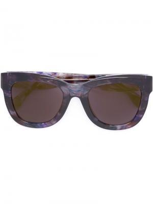 Солнцезащитные очки Dawn Mykita. Цвет: разноцветный