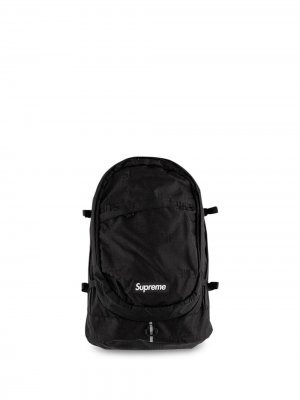 Рюкзак из коллекции SS19 Supreme. Цвет: черный