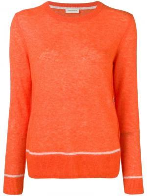 Isitan sweater By Malene Birger. Цвет: оранжевый