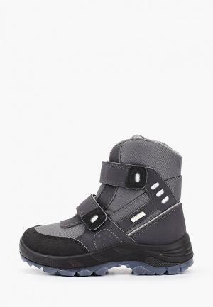 Ботинки Choupette. Цвет: серый