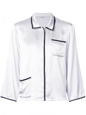 Пижамная рубашка Ruthie Morgan Lane. Цвет: розовый