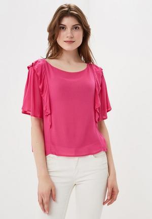 Блуза Sweewe. Цвет: розовый
