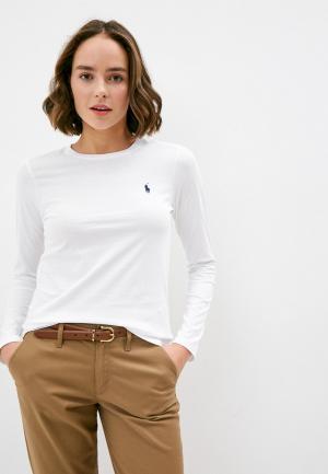 Лонгслив Polo Ralph Lauren. Цвет: белый