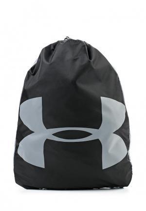Мешок Under Armour. Цвет: черный
