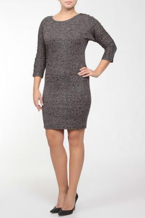 Платье Miss Istanbul. Цвет: коричневый
