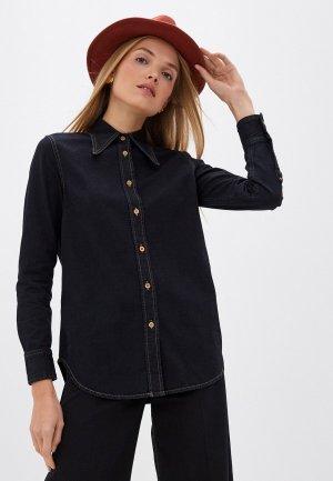 Рубашка джинсовая Vivienne Westwood Anglomania. Цвет: черный