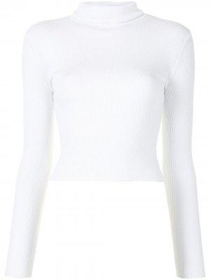 Укороченный джемпер A.L.C.. Цвет: белый