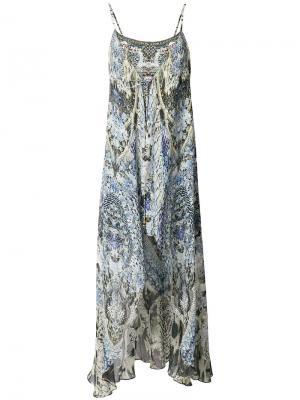 Платье Hush Camilla. Цвет: многоцветный