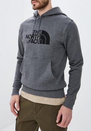 Худи The North Face. Цвет: серый