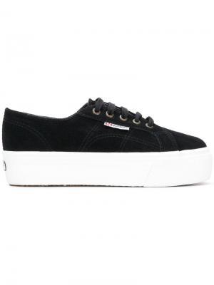 Linea Up Down sneakers Superga. Цвет: черный