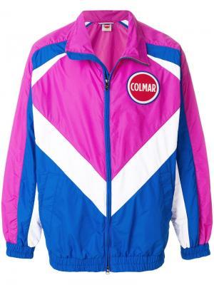 Bicolour original jacket Colmar. Цвет: фиолетовый