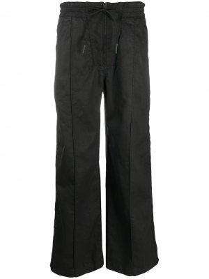 Широкие джинсы D-Jaye Jogg Diesel. Цвет: черный