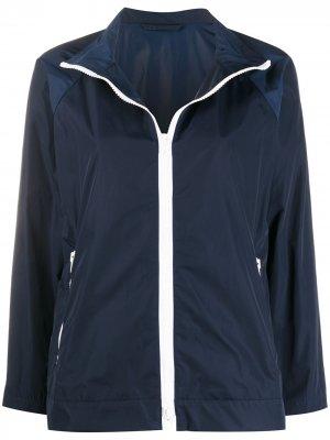 Куртка Mairi на молнии Mackintosh. Цвет: синий