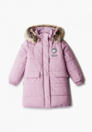Куртка утепленная Kerry. Цвет: розовый