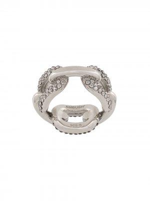 Chain ring AMBUSH. Цвет: золотистый