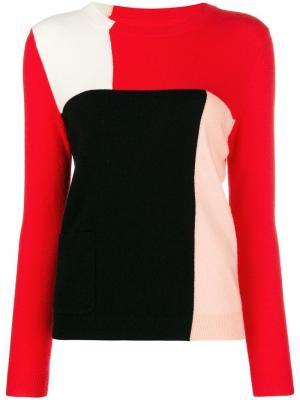 Colour block jumper Chinti & Parker. Цвет: разноцветный
