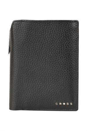 Бумажник CROSS. Цвет: черный