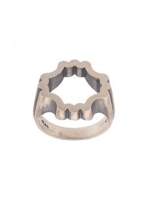 Структурное кольцо M. Cohen. Цвет: золотистый